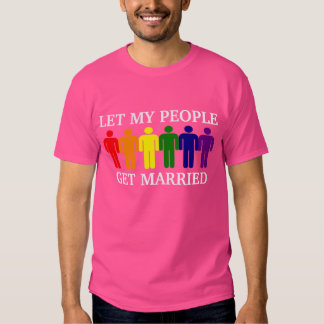 Gay Marriage Support Shirt