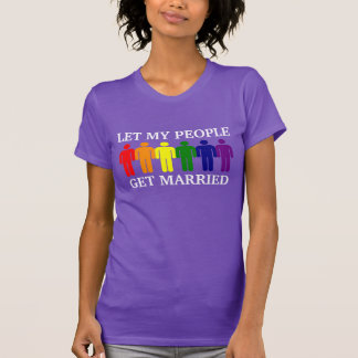 Gay Marriage Support T Shirt