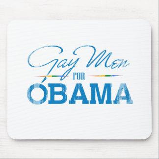 Gay Men for Obama Vintage.png Mousepads