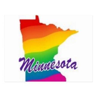 Gay Minnesota Postcard