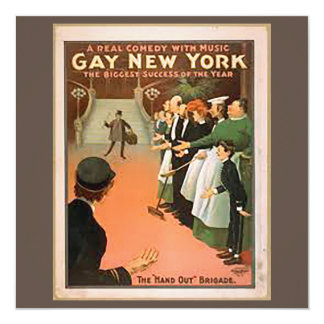 Gay New York Card