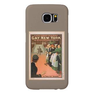 Gay New York Samsung Galaxy S6 Cases