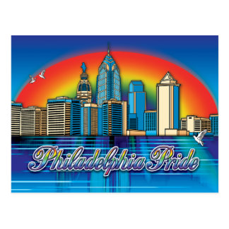 GAY Postcards - Philadelphia