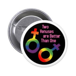 GAY PRIDE BUTTON 11