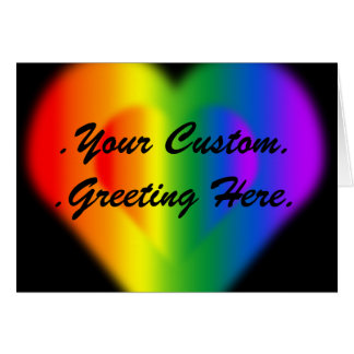 Gay Pride Cards Personalized  Love Invitations