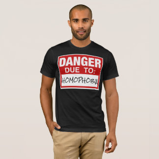 "Gay Pride ""Danger Due To Homophobia"" Statement Top"