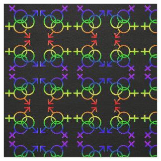 Gay Pride Fabric GBLT Love Fabric Pride Fabrics
