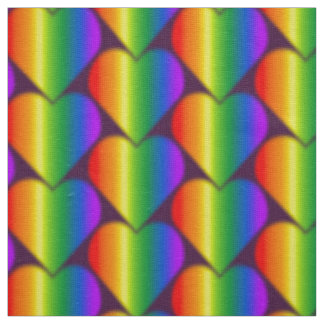 Gay Pride Fabric Rainbow Love Fabric Pride Fabric