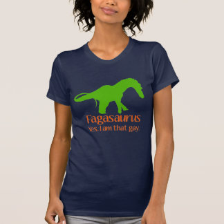 Gay Pride - Fagasaurus T-Shirt