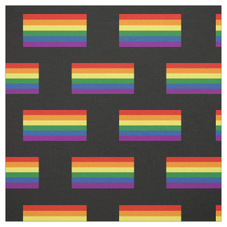 Gay pride Flag Fabric