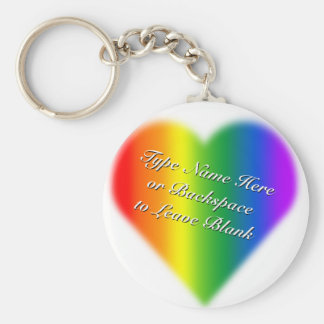 Gay Pride Keychain Rainbow Love Keychains & Gifts