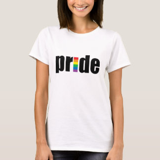 Gay Pride Ladies Spaghetti Top (Fitted)