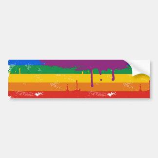 Gay Pride Merchandise Bumper Sticker