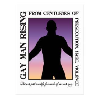 Gay Pride Postcard