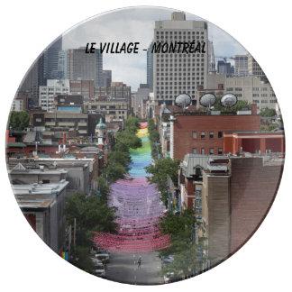 gay, pride, pride, gay village, Montreal Plate