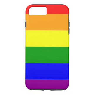 Gay Pride Rainbow Flag iPhone 7 Plus Case