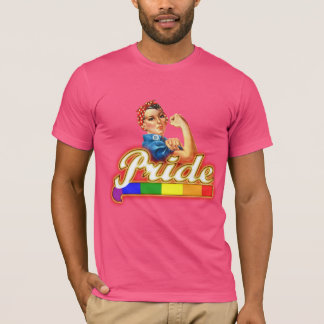 Gay Pride We can Do it With Pride T-Shirt