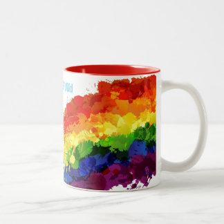 Gay & Proud LGBT Mug