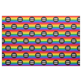 Gay Rights Flag Fabric