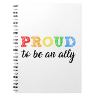 Gay Straight Alliance Ally Notebook