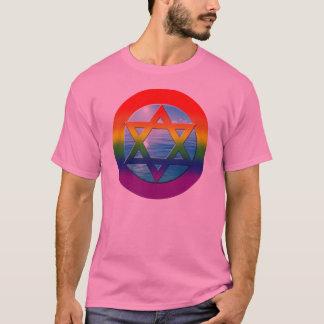 GAY Tshirts - Star of David 02