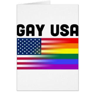 Gay USA Card