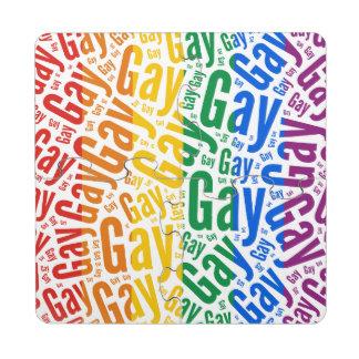 GAY WORDS RAINBOW