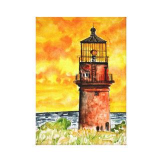 Gayhead lighthouse martha's vineyard