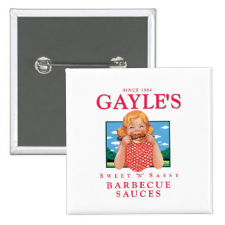 Gayle's Sweet 'N' Sassy BBQ Sauces square button