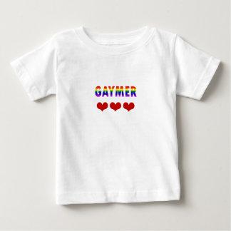 Gaymer (v1) baby T-Shirt