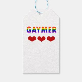 Gaymer (v1) gift tags