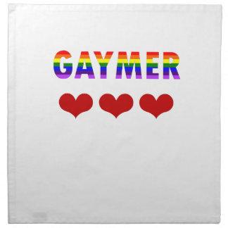 Gaymer (v1) napkin