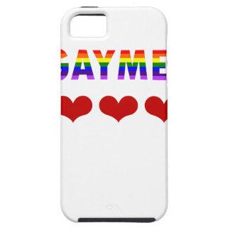 Gaymer (v1) tough iPhone 5 case