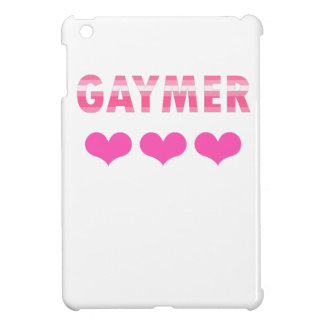 Gaymer (v2) cover for the iPad mini