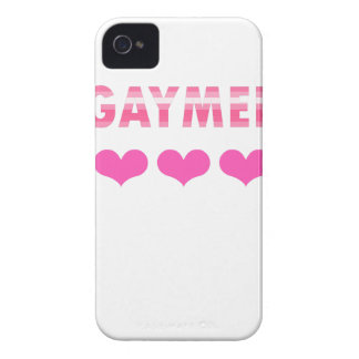 Gaymer (v2) iPhone 4 case
