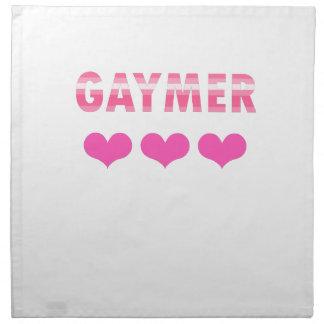 Gaymer (v2) napkin