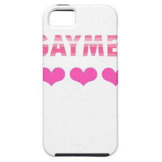 Gaymer (v2) tough iPhone 5 case