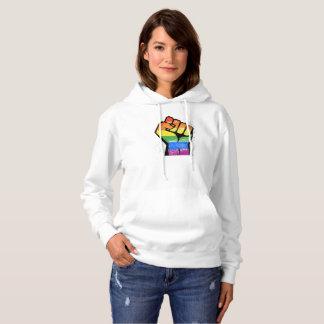 GAYS RESIST - LGBT RESISTANCE - -  HOODIE