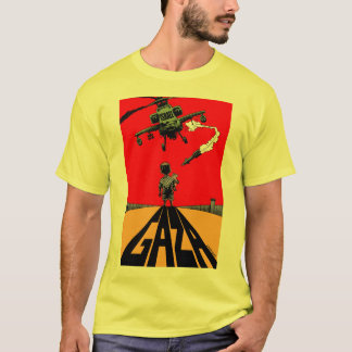 gaza helicopter T-Shirt