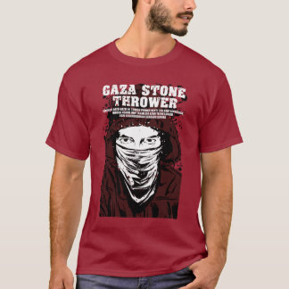 Gaza stone thrower T-Shirt