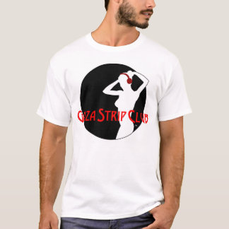 Gaza Strip Club Logo T-Shirt