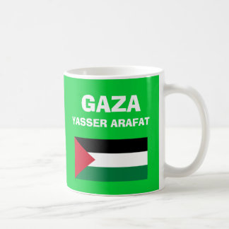 Gaza Strip* Yasser Arafat GZAInternational Airport Mug