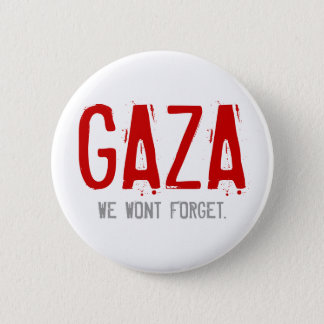 GAZA, WAR OF 2008-2009 6 CM ROUND BADGE