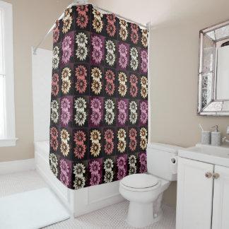 Gazania Flower Pop Art Shower Curtain