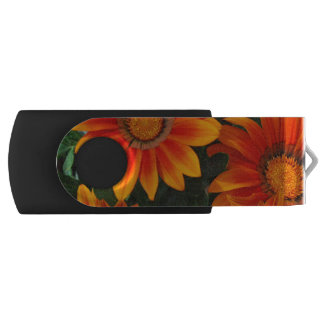 Gazania Flowers USB Flash Drive