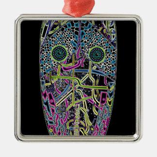 Gaze Metal Ornament