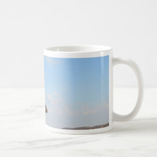 Gazebo over Lake Coffee Mug