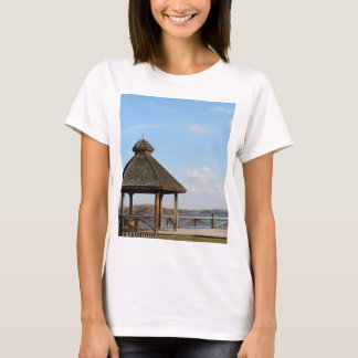 Gazebo over Lake T-Shirt