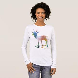 Gazelle art long sleeve T-Shirt