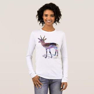 Gazelle art long sleeve T-Shirt